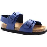 Boty Děti Sandály Pastelle Elroy Modrá