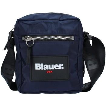Taška Muži Kabelky s dlouhým popruhem Blauer S1COLBY02/TAS Modrá