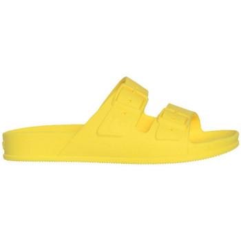Boty Děti Dřeváky Cacatoès Bahia Žlutá