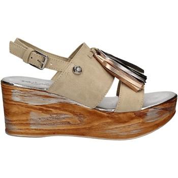 Boty Ženy Sandály Byblos Blu 672213 Béžový