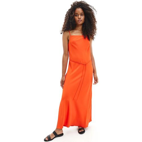 Textil Ženy Společenské šaty Calvin Klein Jeans K20K201839 Červené