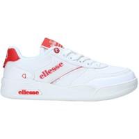 Boty Děti Nízké tenisky Ellesse ES0061T Bílý