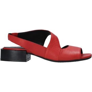Boty Ženy Sandály Bueno Shoes 21WS4900 Červené