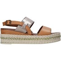 Boty Ženy Sandály Bueno Shoes 21WS5200 Hnědý