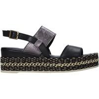 Boty Ženy Sandály Bueno Shoes 21WS5200 Černá