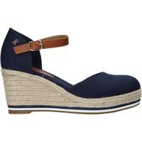 Boty Ženy Sandály Refresh 72740 Modrý
