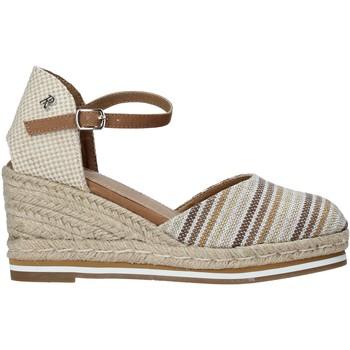 Boty Ženy Sandály Refresh 72757 Béžový
