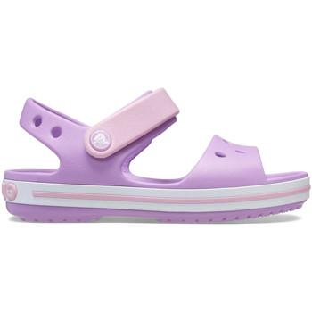 Boty Děti Sandály Crocs 12856 Fialový