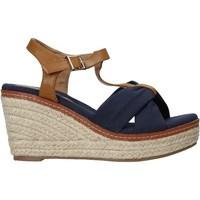 Boty Ženy Sandály Refresh 72878 Modrý