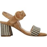 Boty Ženy Sandály Carmens Padova 45107 Hnědý