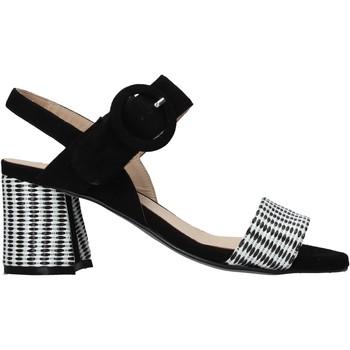 Boty Ženy Sandály Carmens Padova 45107 Černá