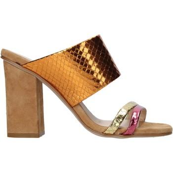 Boty Ženy Sandály Carmens Padova 45063 Oranžový