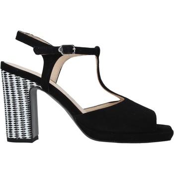Boty Ženy Sandály Carmens Padova 45085 Černá
