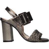 Boty Ženy Sandály Carmens Padova 45073 Černá
