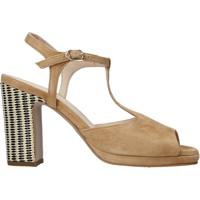 Boty Ženy Sandály Carmens Padova 45085 Hnědý