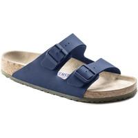 Boty Muži Dřeváky Birkenstock 1019681 Modrý