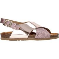 Boty Dívčí Sandály Bionatura 22B 1047 Růžový