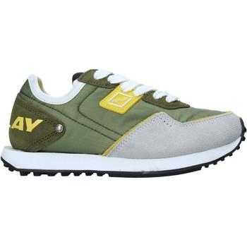 Boty Děti Nízké tenisky Replay GBS40 .322.C0001L Zelený