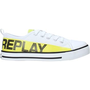 Boty Děti Nízké tenisky Replay GBV24 .003.C0002T Bílý