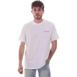 Textil Muži Trička s krátkým rukávem Dockers 27406-0115 Bílý