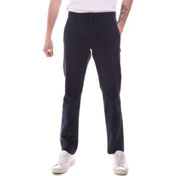 Textil Muži Mrkváče Dockers 55775-0002 Modrý