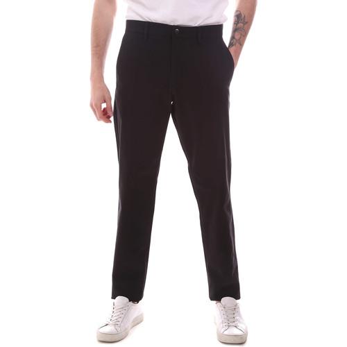 Textil Muži Mrkváče Dockers 79645-0013 Černá