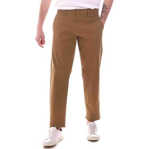 Textil Muži Mrkváče Dockers 79645-0014 Béžový