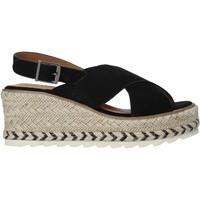 Boty Ženy Sandály Refresh 72854 Černá