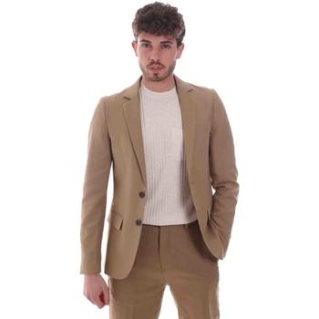 Textil Muži Saka / Blejzry Antony Morato MMJS00005 FA400060 Béžový