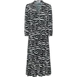 Textil Ženy Krátké šaty Calvin Klein Jeans K20K201928 Černá