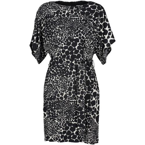Textil Ženy Krátké šaty Gaudi 111FD15038 Černá