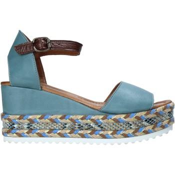 Boty Ženy Sandály Bueno Shoes 21WQ6000 Modrý
