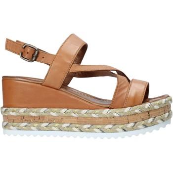 Boty Ženy Sandály Bueno Shoes 21WQ6002 Hnědý