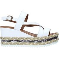 Boty Ženy Sandály Bueno Shoes 21WQ6002 Bílý