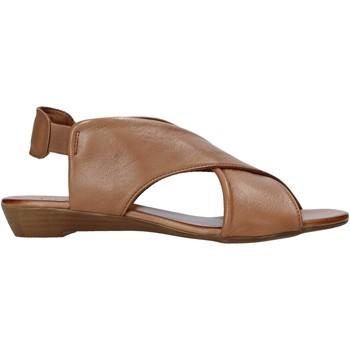 Boty Ženy Sandály Bueno Shoes 21WL2408 Hnědý
