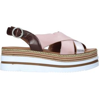 Boty Ženy Sandály Bueno Shoes 21WS5704 Růžový