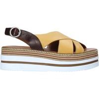 Boty Ženy Sandály Bueno Shoes 21WS5704 Žlutá