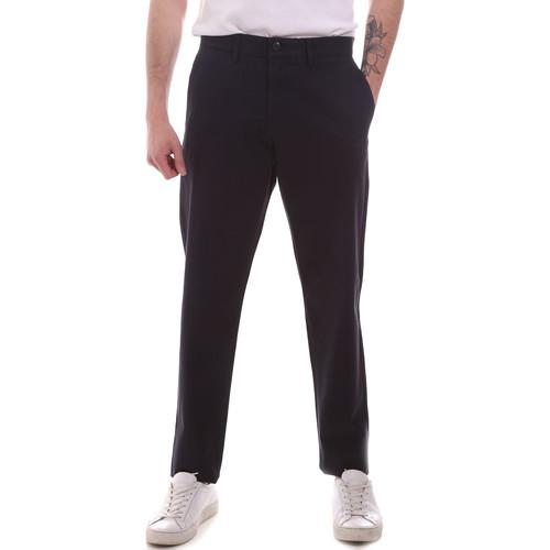Textil Muži Mrkváče Dockers 79645-0015 Modrý
