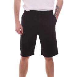 Textil Muži Kraťasy / Bermudy Dockers 87345-0002 Černá