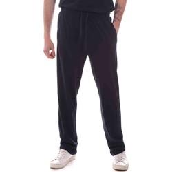 Textil Muži Teplákové kalhoty Key Up 2M977 0001 Modrý