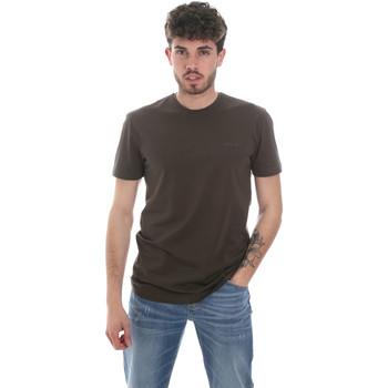 Textil Muži Trička s dlouhými rukávy Antony Morato MMKS01855 FA120022 Zelený