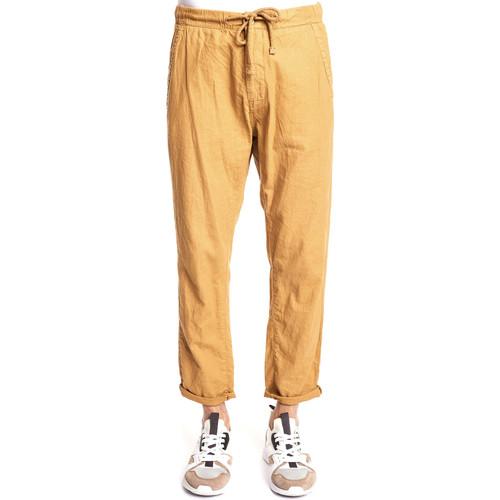 Textil Muži Turecké kalhoty / Harémky Gaudi 111GU25020 Béžový
