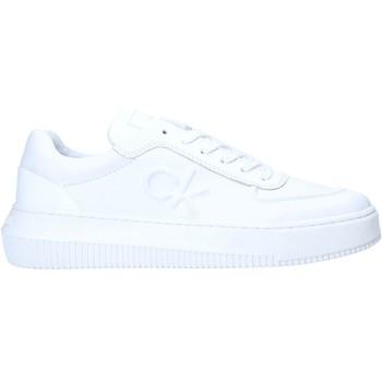 Boty Ženy Nízké tenisky Calvin Klein Jeans YW0YW00065 Bílý