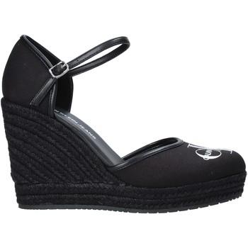 Boty Ženy Sandály Calvin Klein Jeans YW0YW00150 Černá