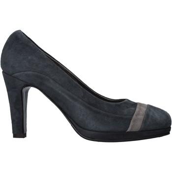 Boty Ženy Lodičky Confort 3660 Modrý
