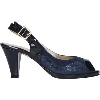 Boty Ženy Sandály Confort 17E9234P Modrý