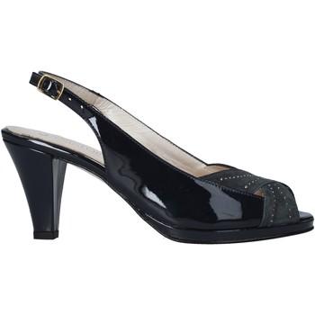 Boty Ženy Sandály Confort 17E9245P Modrý