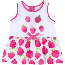 Textil Dívčí Krátké šaty Chicco 09003810000000 Růžový