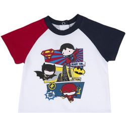 Textil Děti Trička s krátkým rukávem Chicco 09067358000000 Bílý