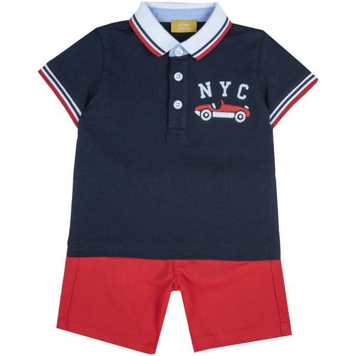 Textil Chlapecké Set Chicco 09076822000000 Modrý
